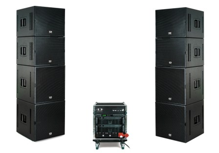 Dynacord Cobra 2 Line Array System